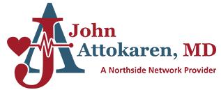 John Attokaren, MD Logo